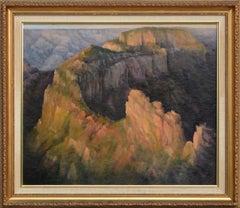 Canyon Ridge Landscape