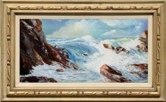 California Ocean Scene Seascape