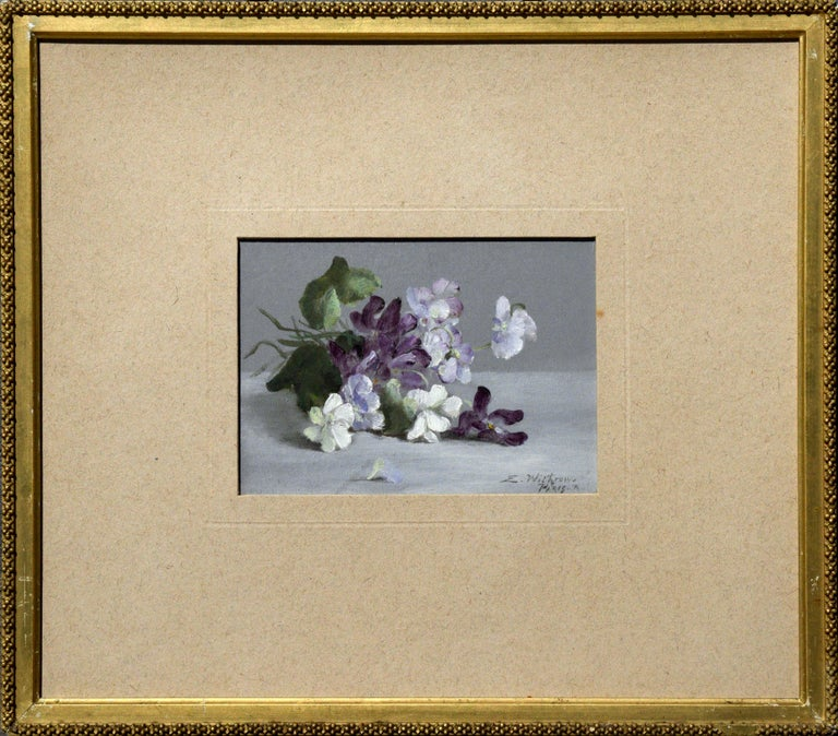 Evelyn Almond Withrow Still-Life Painting - Small Flowers