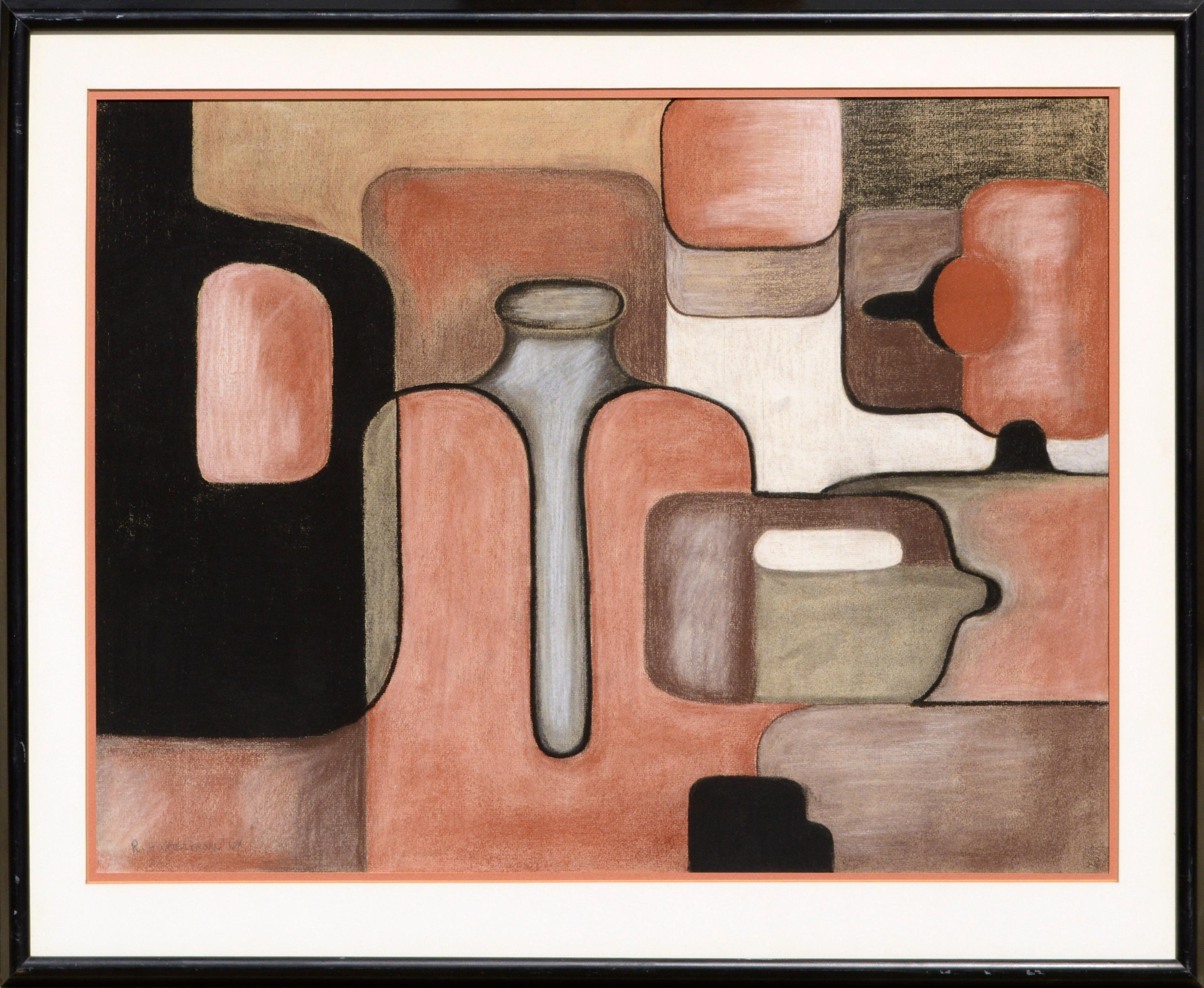 Abstract Geometric Jugs