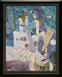 Abstract Figurative - Stylized Goddesses