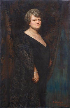 Florence Foster Jenkins, 1923 Amateur Soprano by Richard Langtry Partington