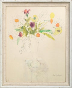 American Impressionist Still-life Drawings and Watercolours