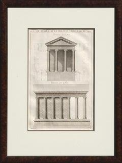 Du Temple de la Fortune Virile, a Rome