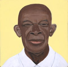 Cara #57 (Portrait of an African American Man)