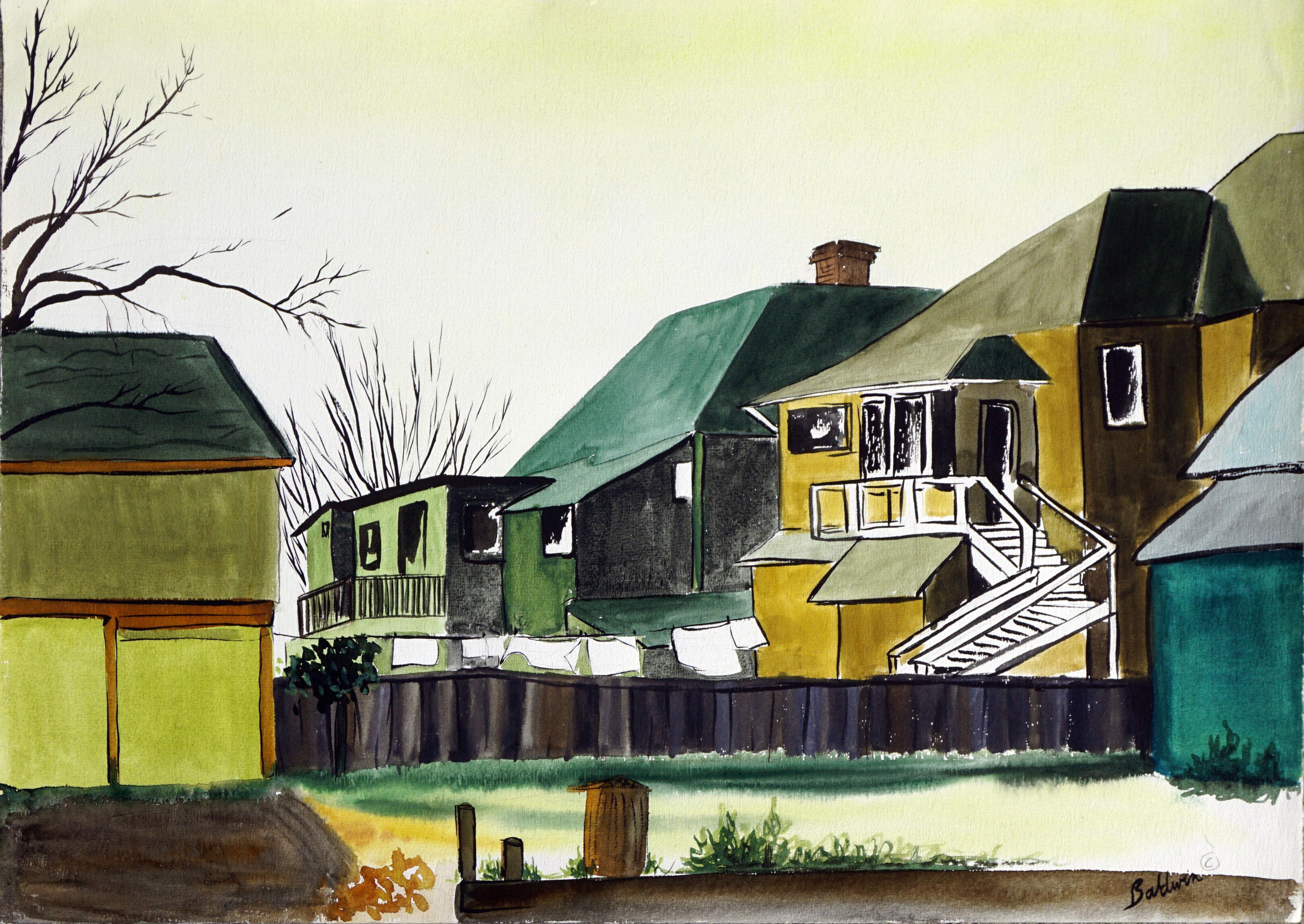 Modernist Suburban Neighborhood