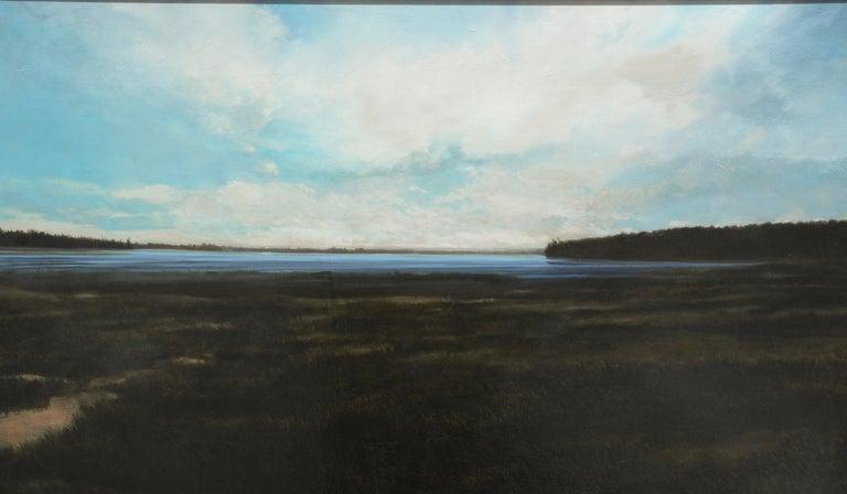 Jamestown Marsh II Landscape For Sale 2