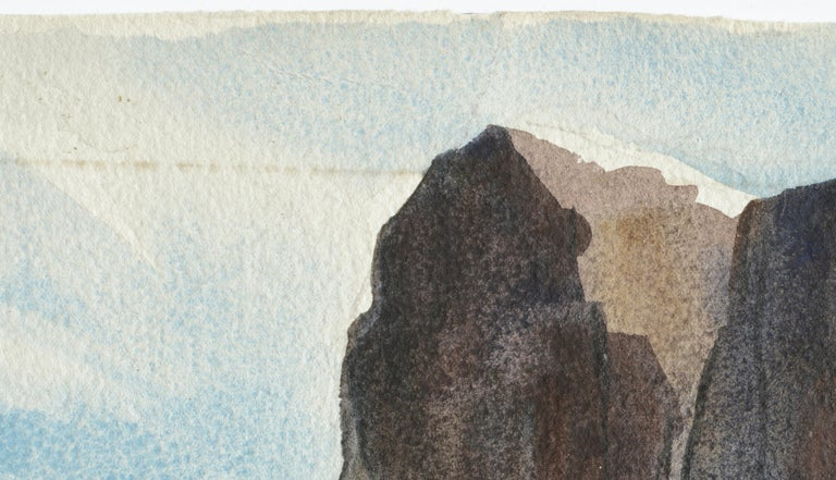 Bass Rocks in Cape Ann, Massachusetts - Seascape For Sale 7