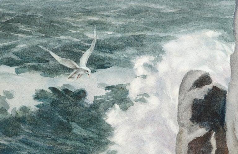 Monolith Rock - Monterey, California Seascape For Sale 1