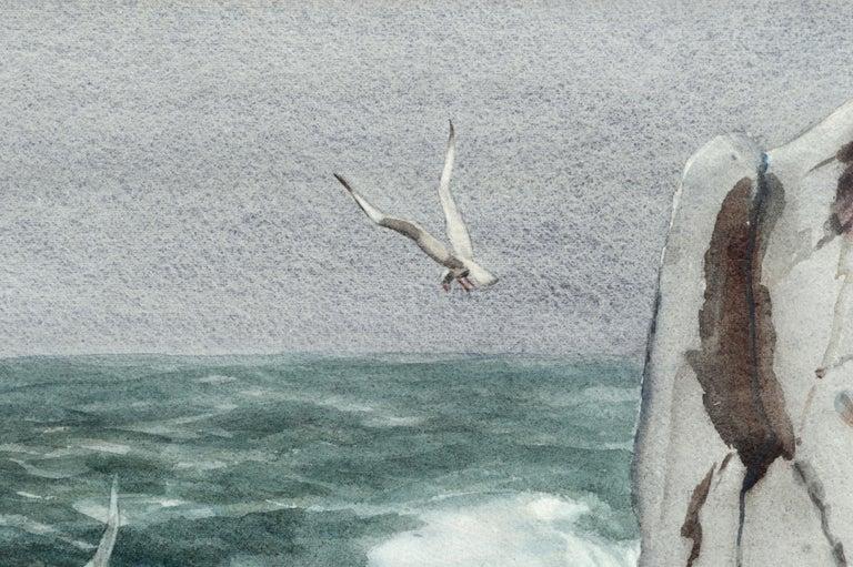 Monolith Rock - Monterey, California Seascape For Sale 2
