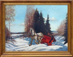 Winter's Sleigh Ride