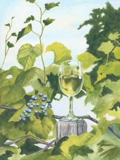 """Wine Vine"" Still Life"