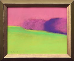 """Pink Sky #1"" Landscape"