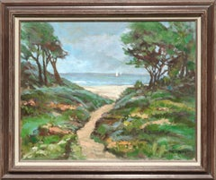 Path to the Ocean - Landscape