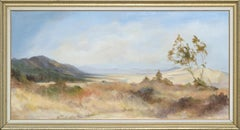 Peaceful Valley - Landscape by Kenneth Lucas