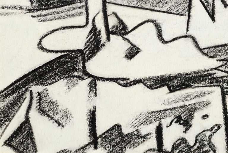 Abstracted Bay Area Landscape For Sale 2