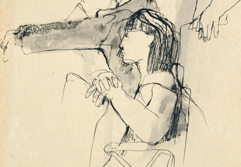 The Sketch Class - Figurative For Sale 1