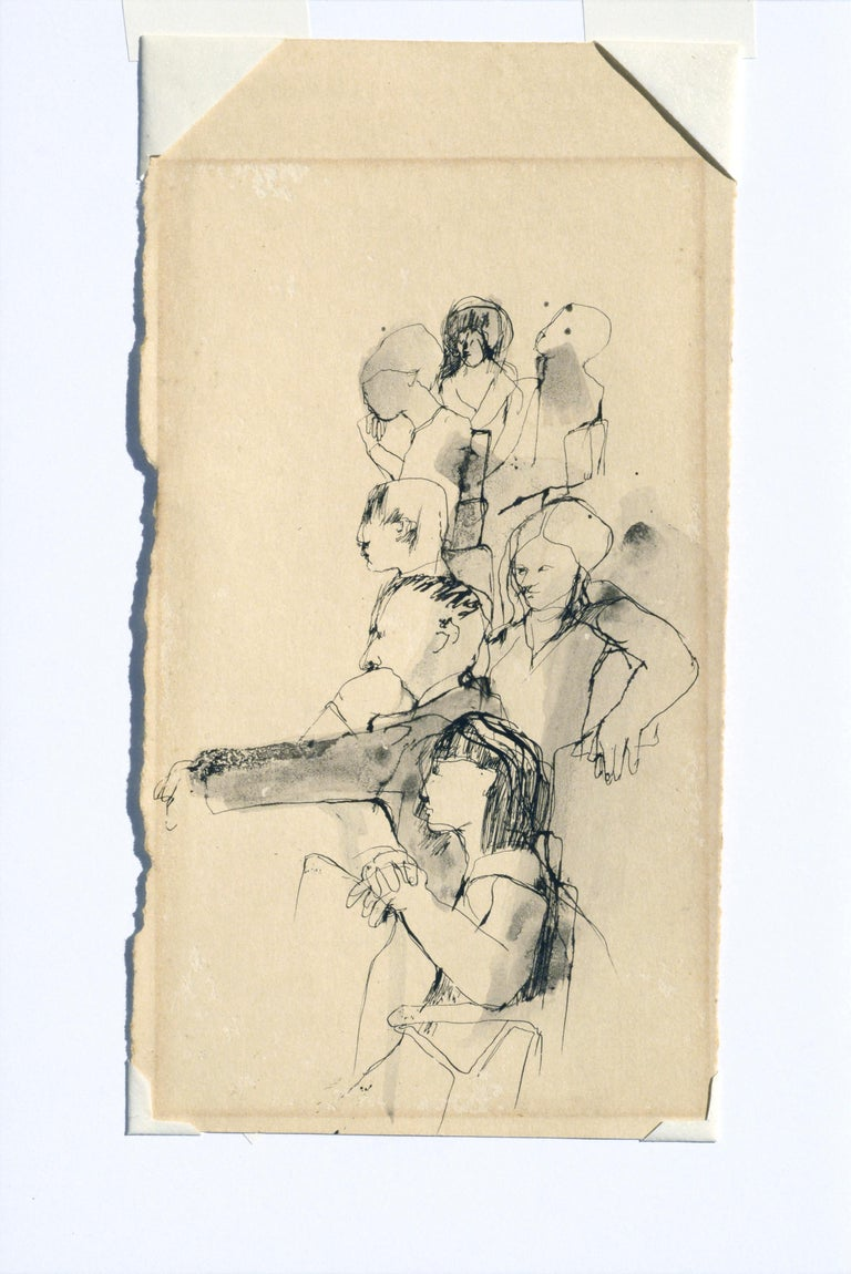 The Sketch Class - Figurative For Sale 2