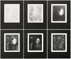 """""""Altered States of an Autorittrati"""" - Complete Series (6)"""