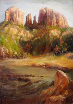 Red Rocks Sedona Landscape Ken Lucas