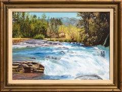 River Rapids - Landscape
