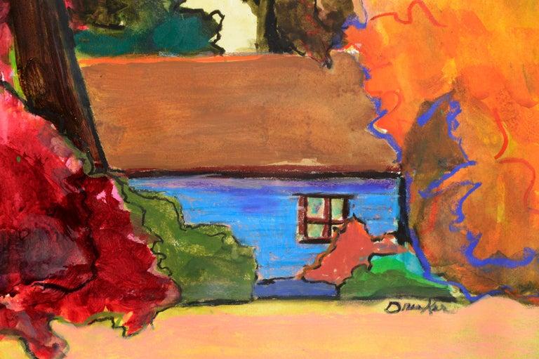 The Blue Cabin - Vertical Landscape For Sale 2