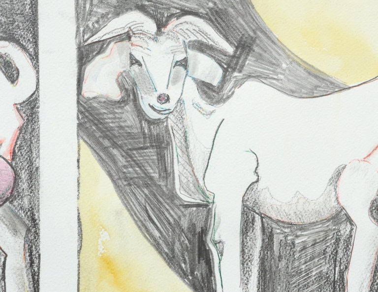 Six Goats For Sale 1