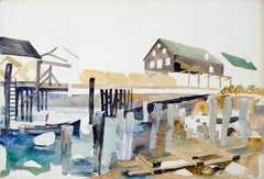 Wharf and Industrial by Joseph Yeager