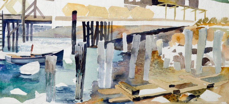 Wharf and Industrial by Joseph Yeager For Sale 3