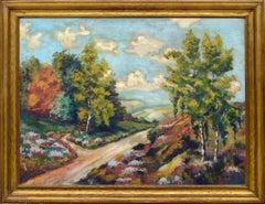California Spring Journey (Overland trail) Jennie C. Davis