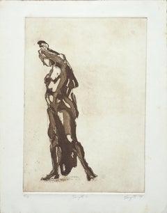 Impressionist Nude Prints