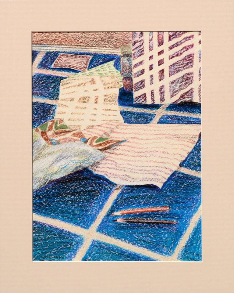 Four Panel Still Life - American Impressionist Art by Noel Howard