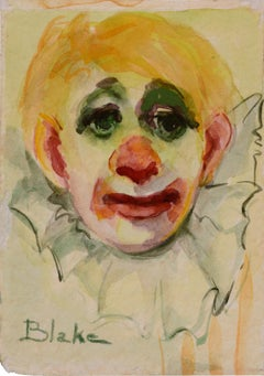 Clown Portrait #6
