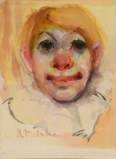 Clown Portrait #7