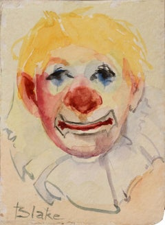 Clown Portrait #8