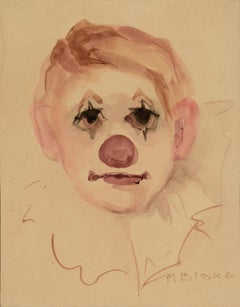 Clown Portrait #10