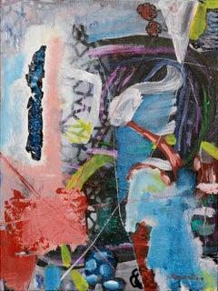 """""""Flower Monster"""" by Aromas Artist Frank Romero"""