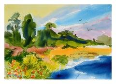 New Brighton Eucalyptus Landscape