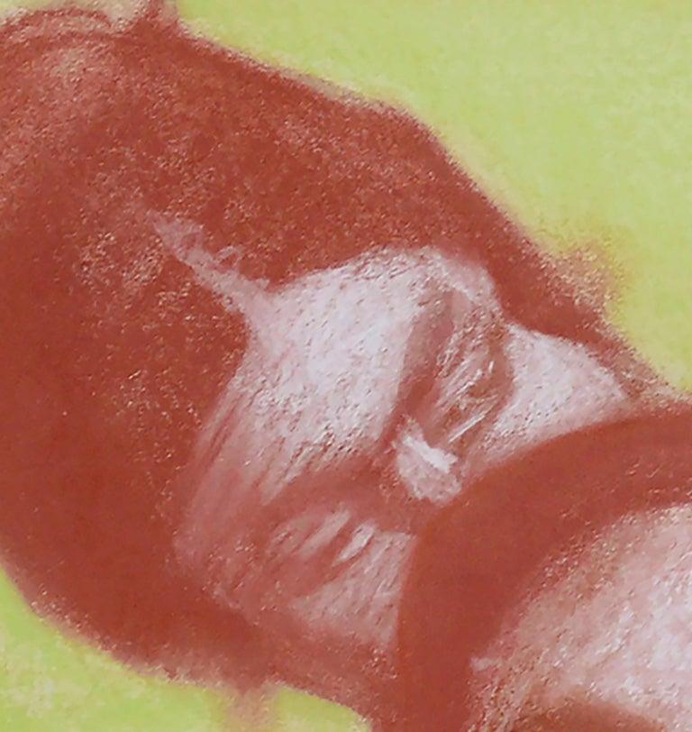 Four Faces - Portrait Study by Clayton Anderson For Sale 5