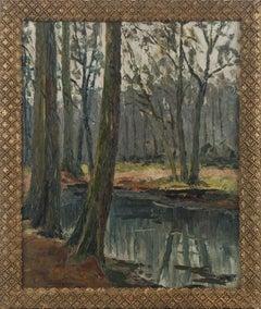 """""""Bois de Vincennes"""" - Parisian Park Landscape"""
