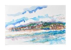 Rio Del Mar, California Coast Landscape