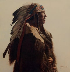Crow Indian from Lodge Grass, 742/1250