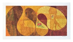 Figures in Motion Abstract