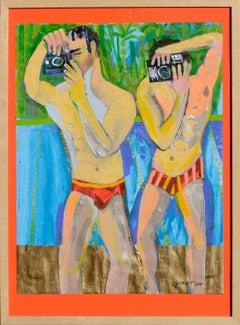 """""""Double Snap"""" (Aqua Culture Series)"""