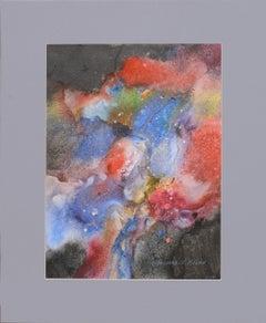 Evolution Orion Nebula (1) - Abstract