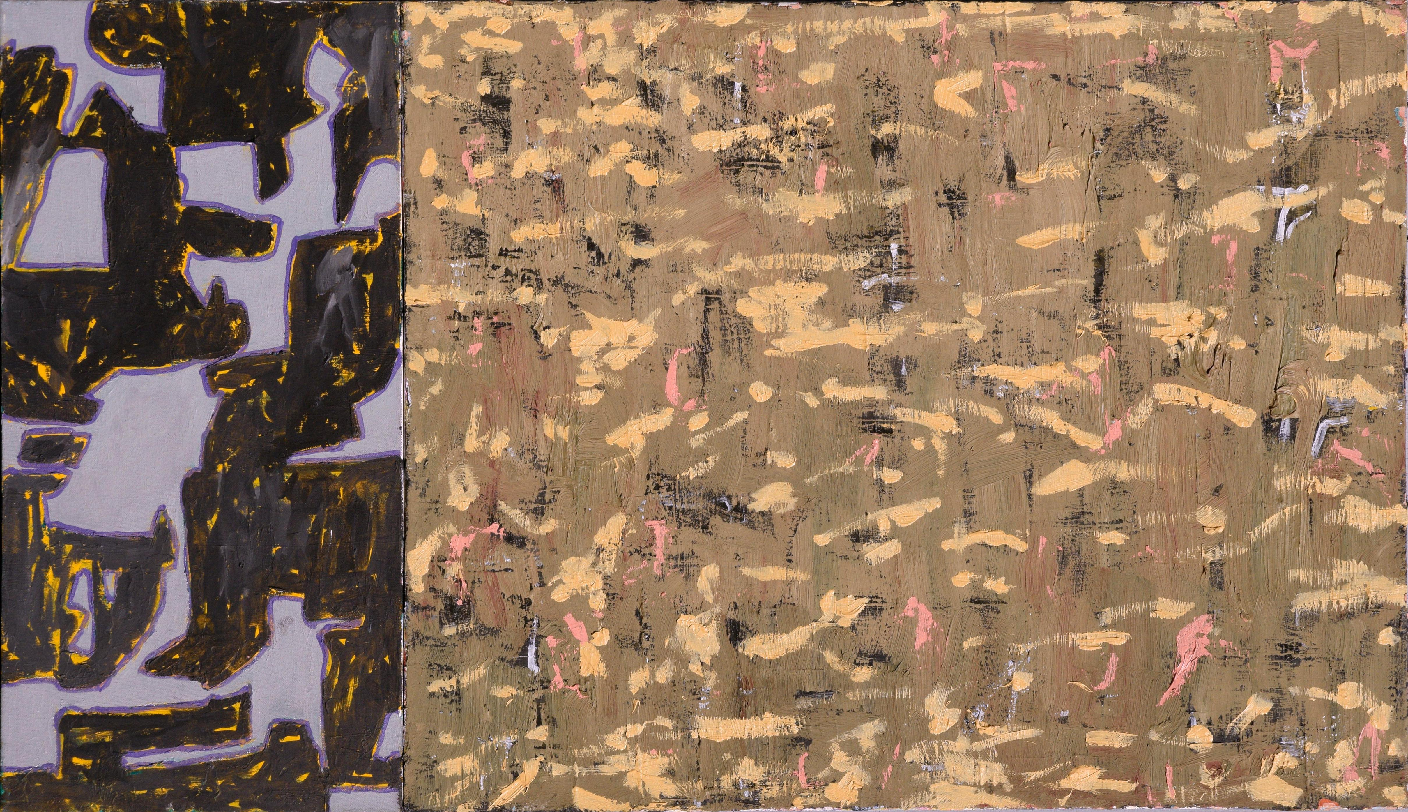 Two-Part Abstract: Tan and Black