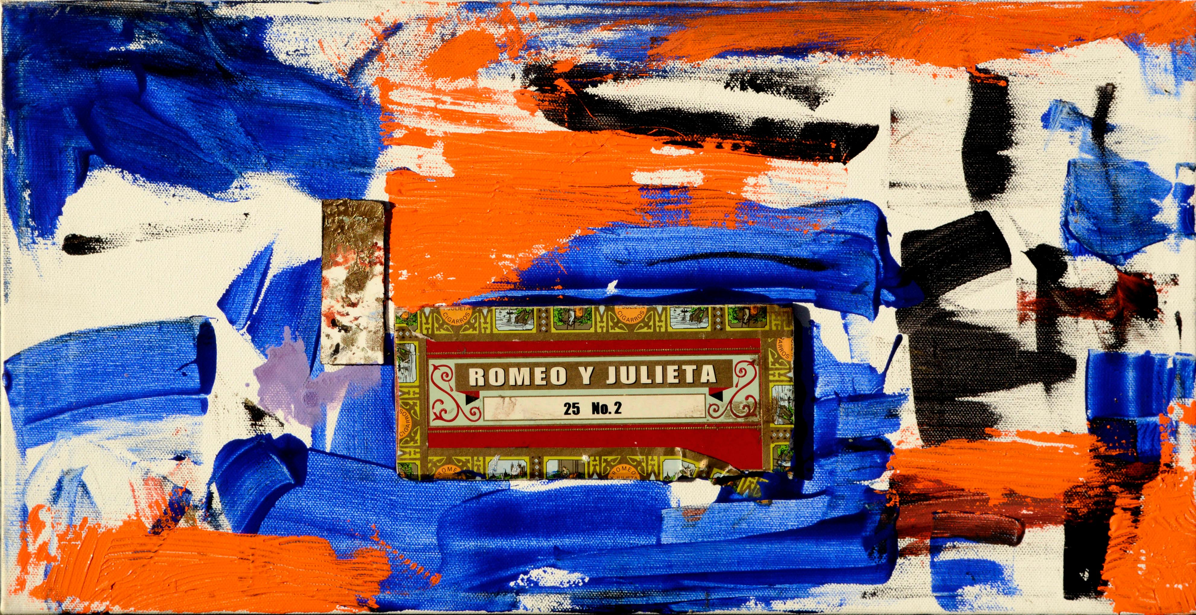 """Romeo y Julieta"" Abstract"