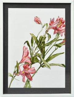 American Realist Drawings and Watercolour Paintings