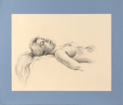 Resting Nude Woman