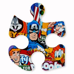 Captain America & Friends